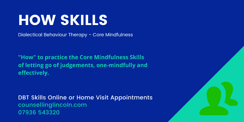 HOW Skills Counselling Lincoln