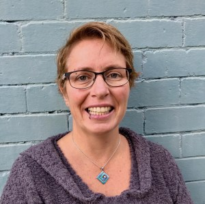 Photograph of Kate Hollingsworth Social worker trained counsellor Glebe