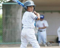 少年野球バッター