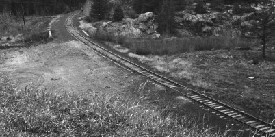 Railroad BW