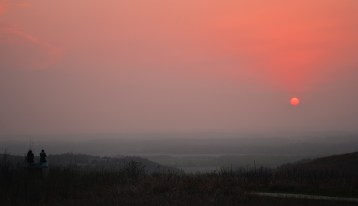Flint Hills Sunset - 2