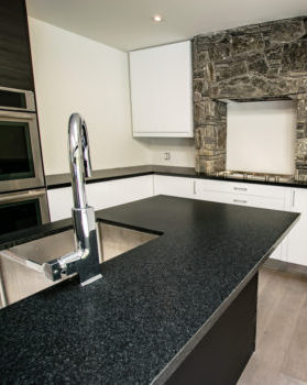 granite kitchen counters resurfacing best countertops custom islands black
