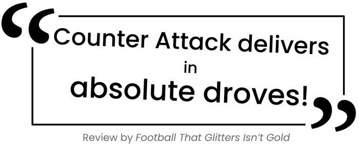 Game review: Counter Attack delivers in absolute droves!