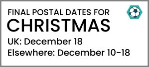 Last postal dates
