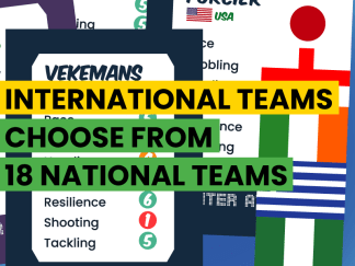International Teams