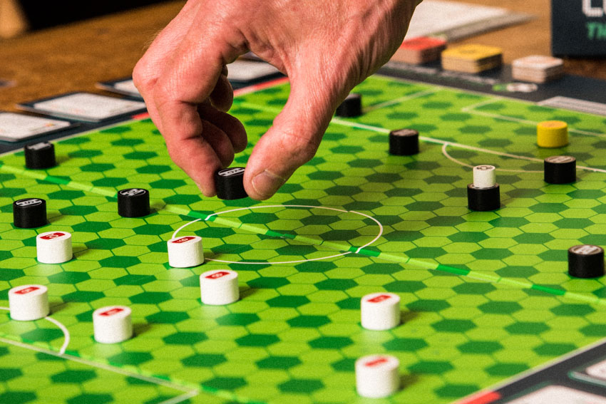 play every move on the pitch