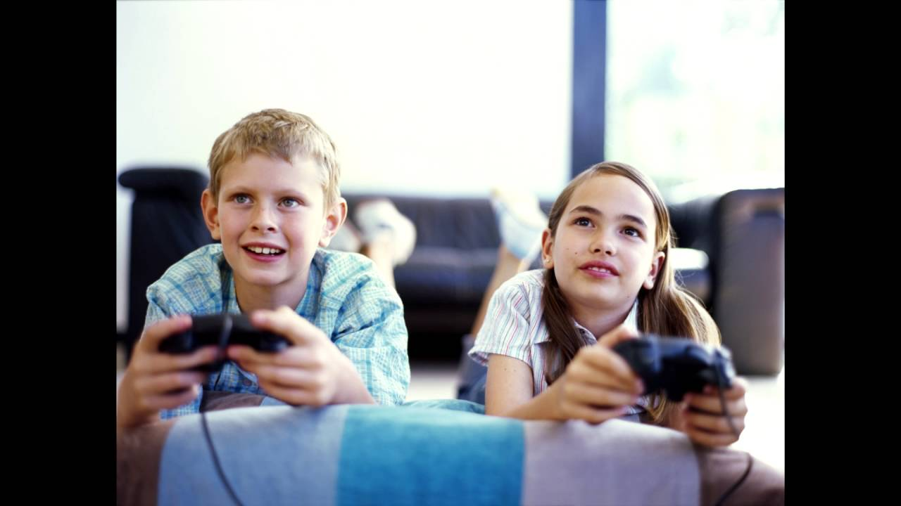 children's video games