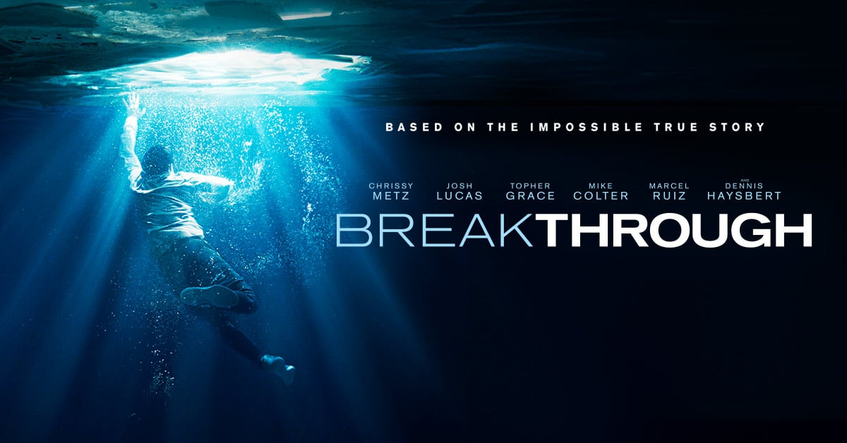 Breakthrough movie