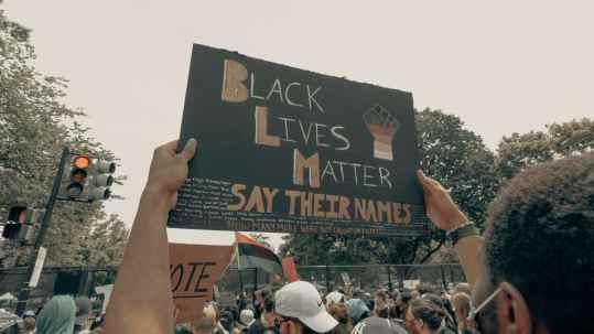 black lives matter truth