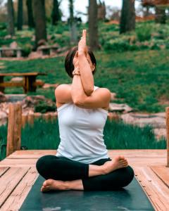 yoga christians