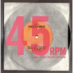45rpm book cover