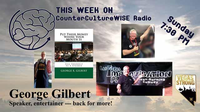 George Gilbert on CCW Radio (again)