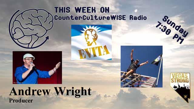 Andrew Wright on CCW Radio