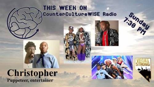 America's Got Talent's Christopher on CCW Radio