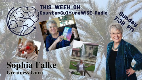 Sophia Falke on CCW Radio!