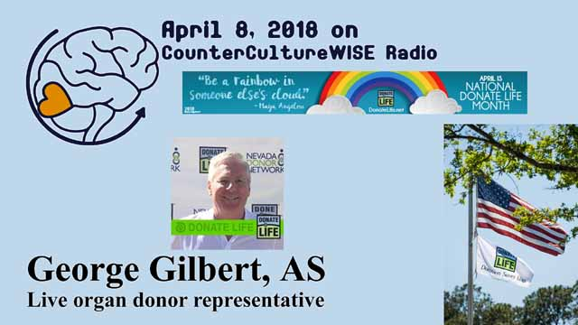 George Gilbert on CCW Radio