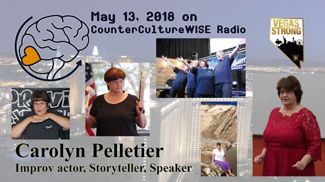 Carolyn Pelletier on CCW Radio