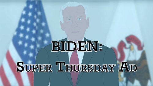 Joe Biden super Thursday