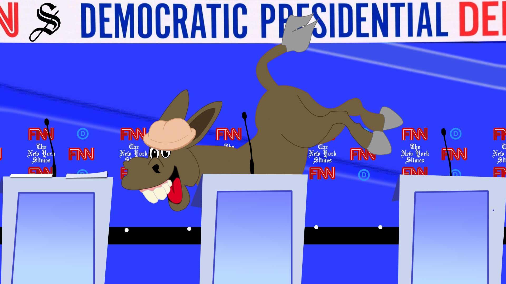 Democrats throw Bernie under the bus…again