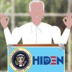 Joe Biden pre-pardons himself