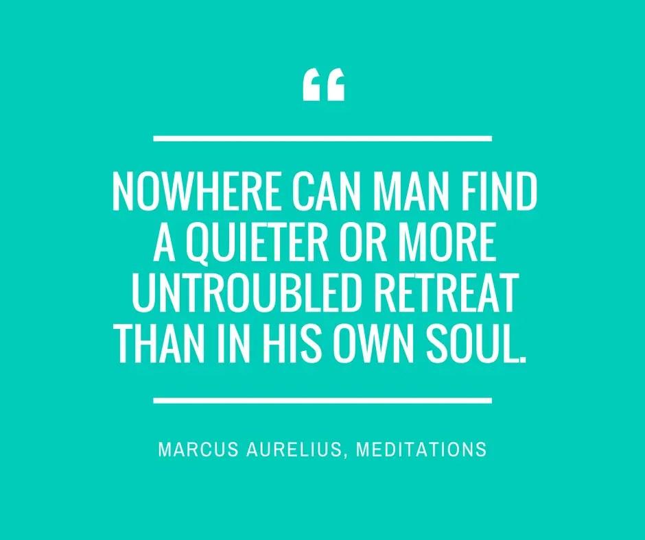 marcus meditation quotes