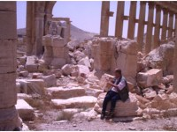 How 100 Syrians, 200 Russians And 11 Dogs Out-Witted ISIS And Saved Palmyra