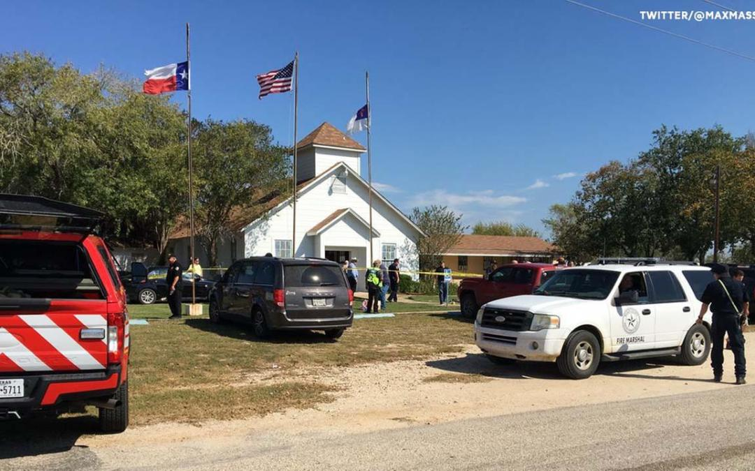 Sutherland Springs, Texas: Just Another Date to Remember?