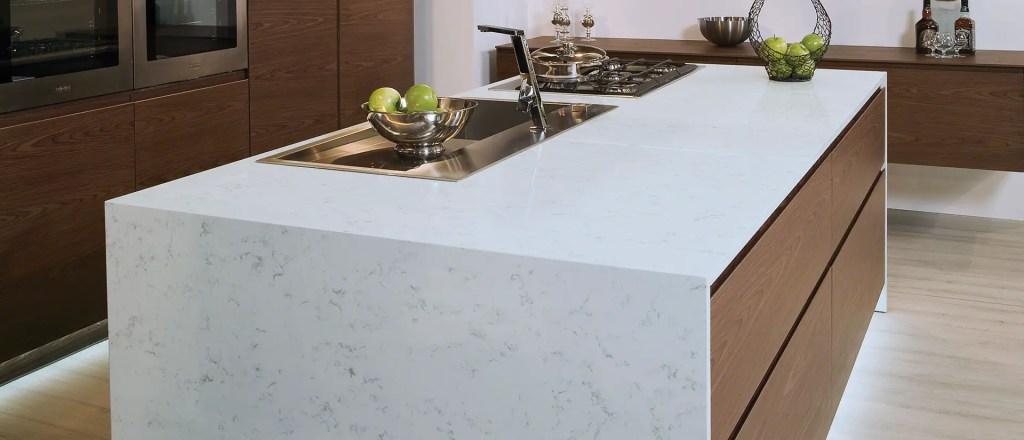 Fairy White - Quartz Countertops