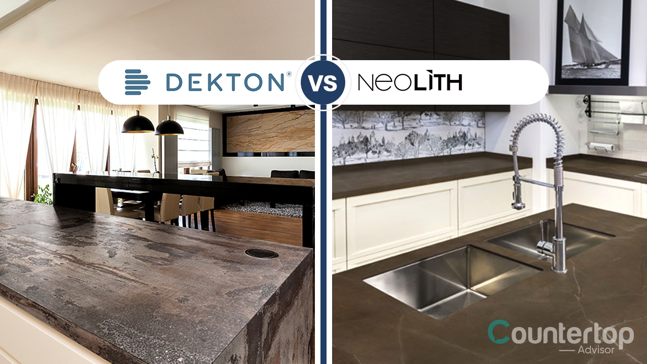 Dekton Vs Neolith Which Is Better Countertop Advisor