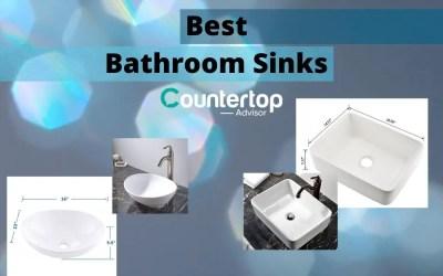 Best Bathroom Sinks 2020 [REVIEWED]