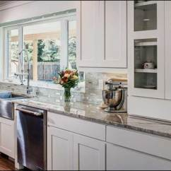 Craftsman Style Kitchen Cabinets Island Cart Target 51 Design Ideas Pictures
