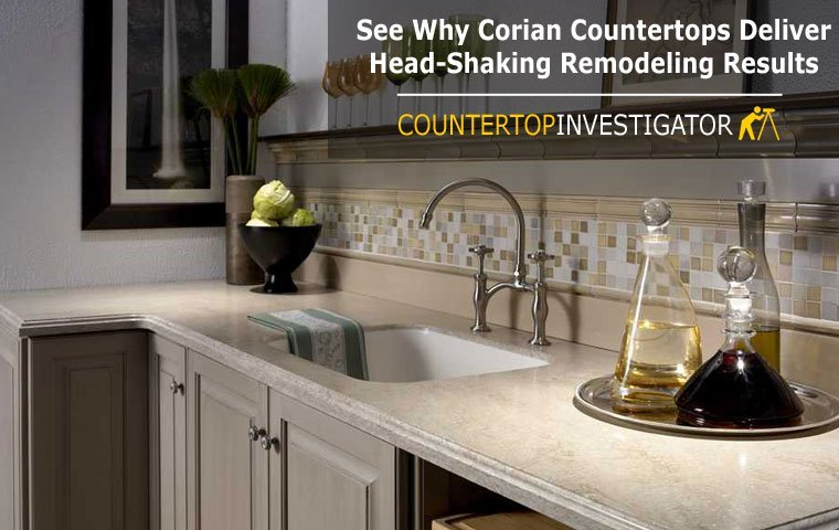 How To Join Corian Tops