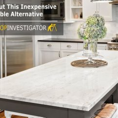 Inexpensive Countertops For Kitchens Make Kitchen Table Cultured Marble Countertopinvestigator Com Are Well Known Their Stunning Beauty And Elegance Once You Start Doing More Research About Them However Quickly Find Out That