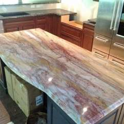 Do It Yourself Kitchen Countertops Granite The True Cost Of Quartzite & How To Buy Them ...