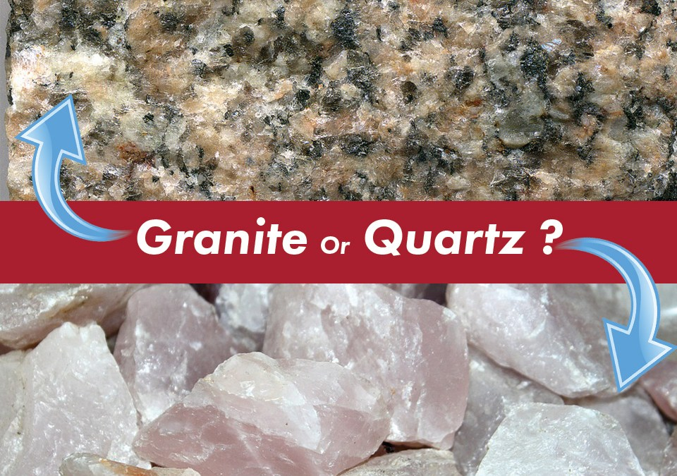 Granite Or Quartz? What You Should Know