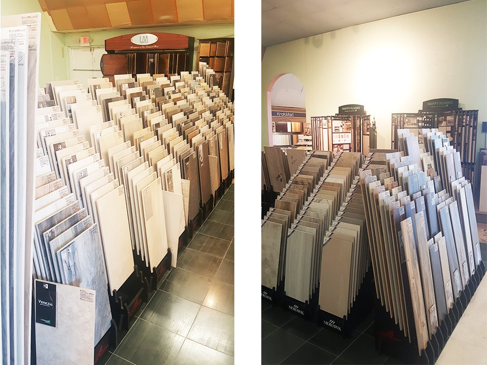 tile flooring store