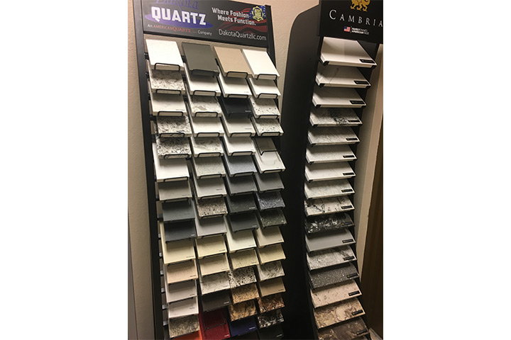 Come See Our Quartz Display