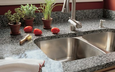 How to Get Scratches Out of a Stainless Steel Sink