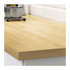 Birch Butcher Block Countertop