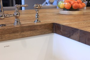 Hickory Butcher Block Countertops
