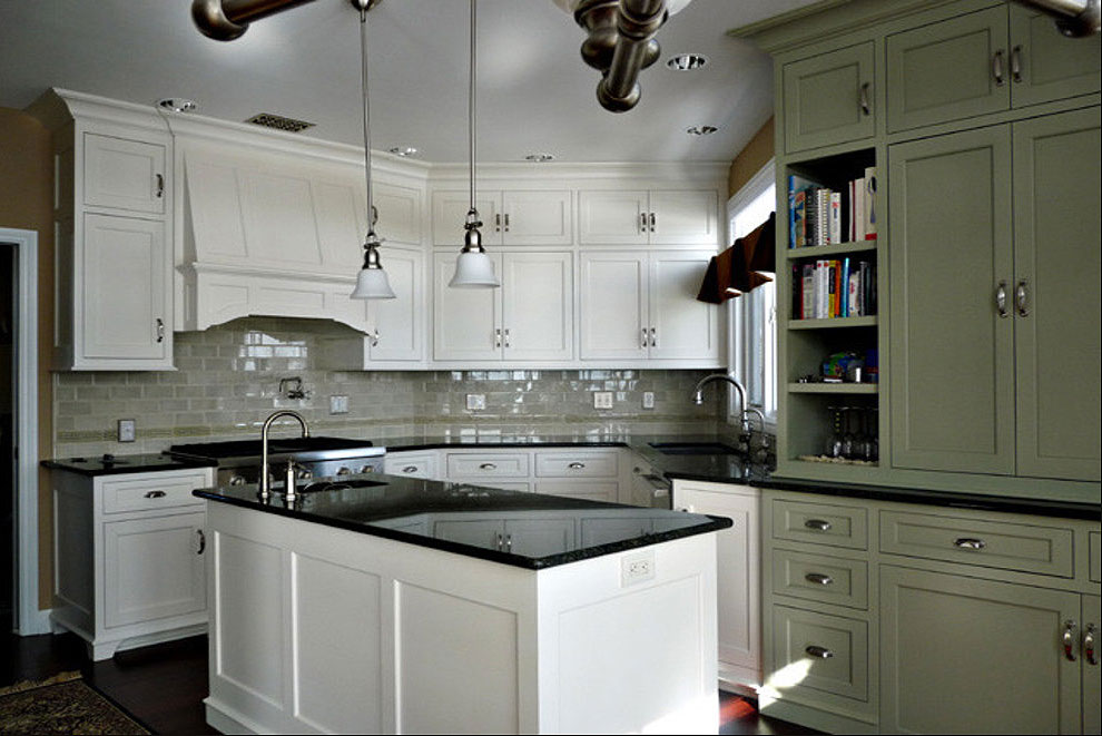 Cute Room Decor Ideas, Backsplash For Black Granite Countertops And White Cabinets Liberalx
