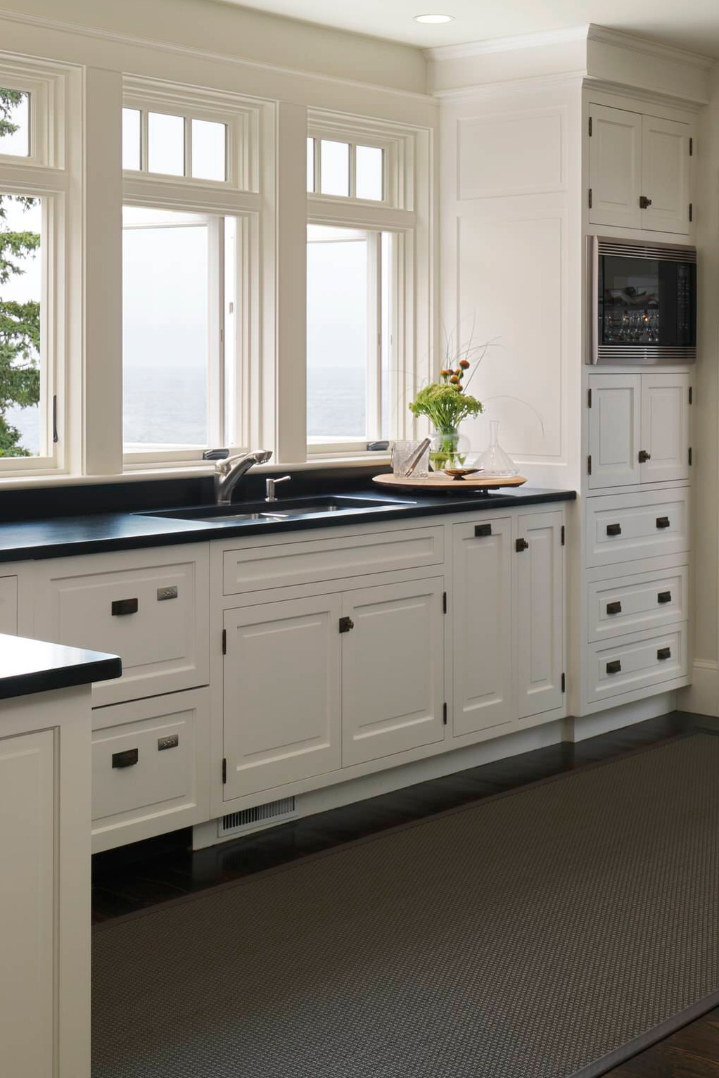 Black Granite Kitchen Countertops Design Ideas Countertopsnews