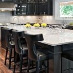 46 White Marble Kitchen Countertops Design Ideas