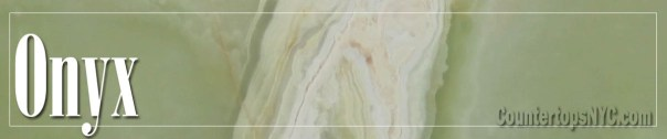 Onyx slabs for kitchen countertops NYC