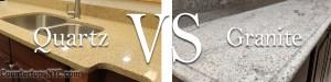 Quartz Countertop VS Granite Countertop