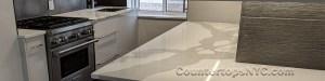 White Quartz Countertops That Look like Marble