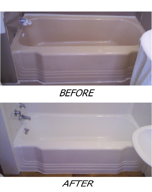 kitchen sink refinishing porcelain commercial exhaust fans bathtub & shower | countertop and tub re-nu