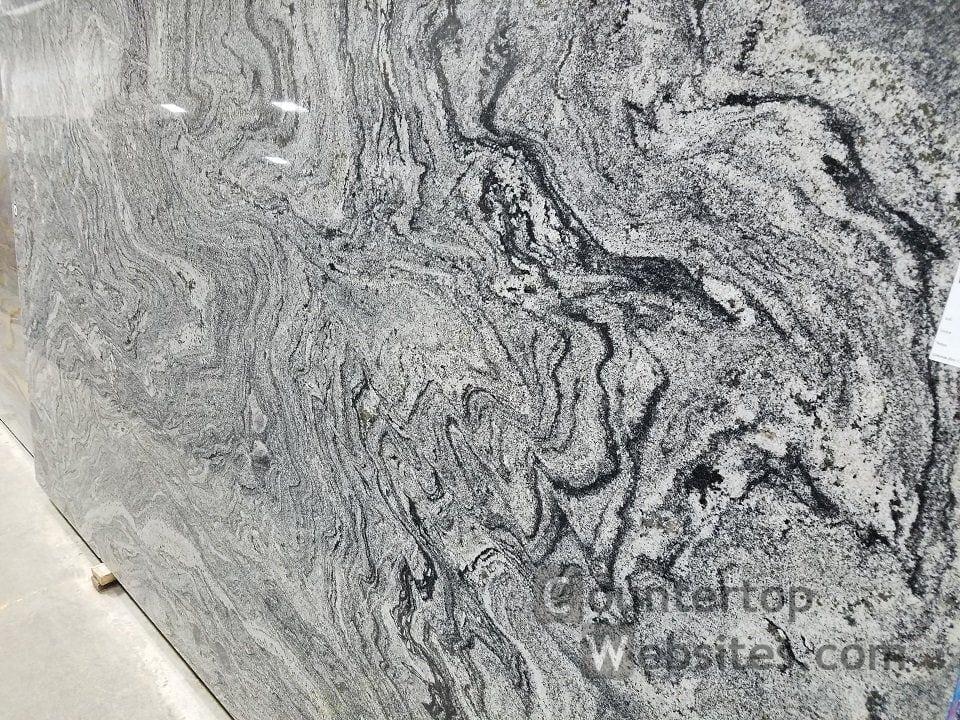 Sensa Waterfall Granite  Countertop Websites