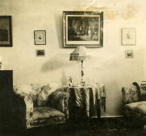 Orel January 1917