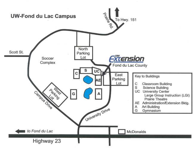 Office Map & Directions